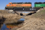 BNSF 2021 (South Local)